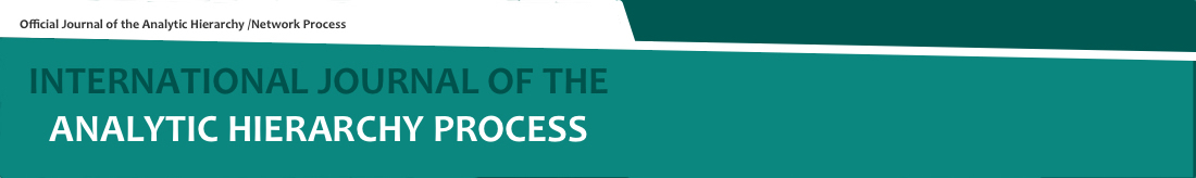 International Journal of the Analytic Hierarchy Process